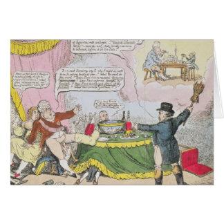 Economy', published by Johnston, London Card