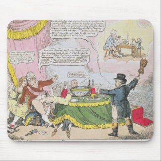 Economy', published by Johnston, London Mouse Pad