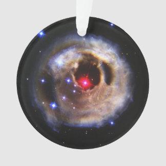 Ecos ligeros de un rojo supergigante