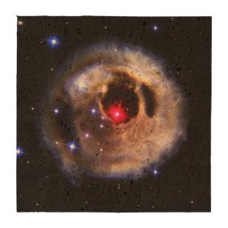 Ecos ligeros de un rojo supergigante posavasos