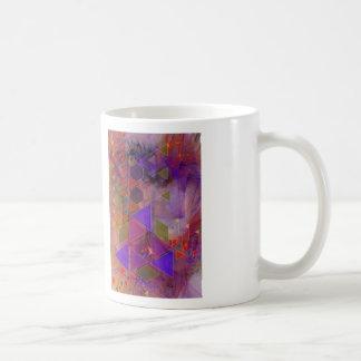 Ecos vibrantes taza