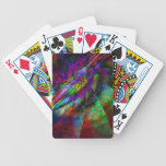 Ecosphere Bicycle Playing Cards