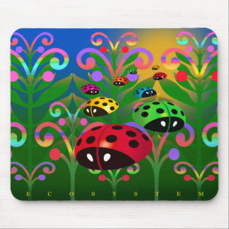 ECOSYSTEM MOUSE PAD