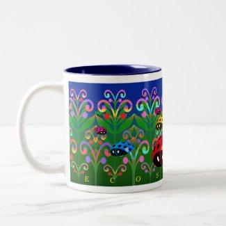 ECOSYSTEM MUG mug