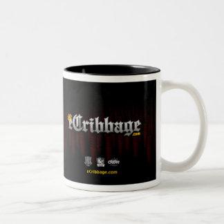 eCribbage Revolution Mug Red