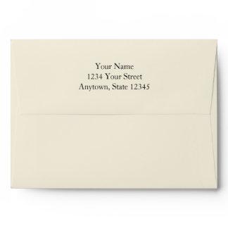 Ecru / Cream Invitation or Greeting Card Envelopes