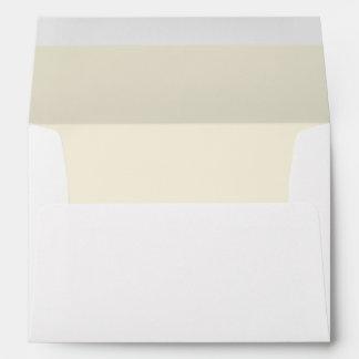 Ecru Invitation or Greeting Card Envelopes