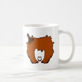 ECSTATIC in BROWN Coffee Mug