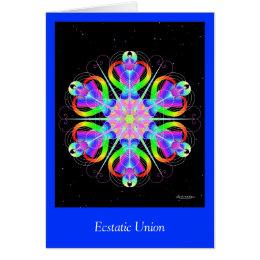 Ecstatic Union Card