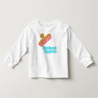Ectodermal Dysphasia Toddler T-shirt