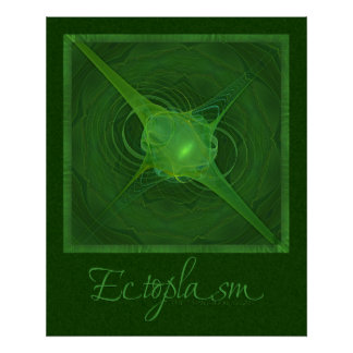 Ectoplasm Abstract Art Print