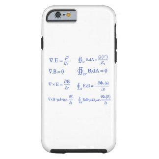 ecuación de la física del maxwell funda resistente iPhone 6