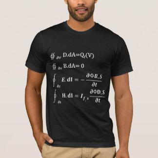 ecuación de la integración del maxwell playera