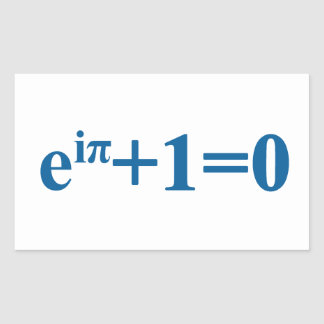 Ecuación de la matemáticas de Eular Rectangular Altavoz
