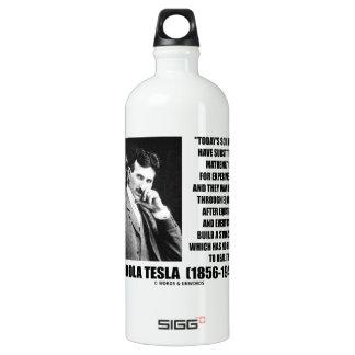 Ecuación de los científicos de Nikola Tesla