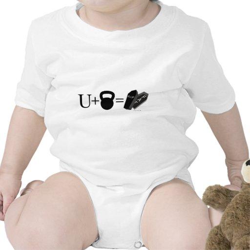 Ecuación fúnebre gorda KB Trajes De Bebé