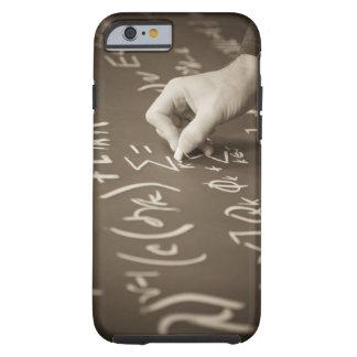 Ecuaciones de la matemáticas de la impresión del funda de iPhone 6 tough