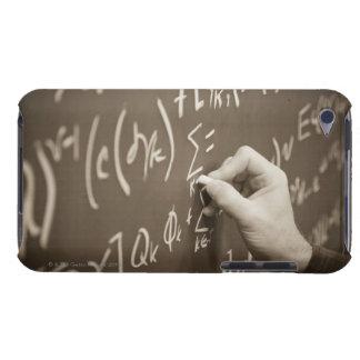 Ecuaciones de la matemáticas de la impresión del h Case-Mate iPod touch funda