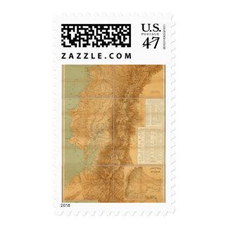 Ecuador 2 postage stamp