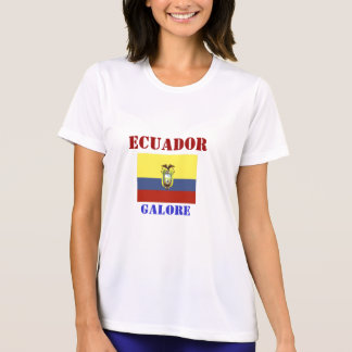 Ecuador a montones camiseta