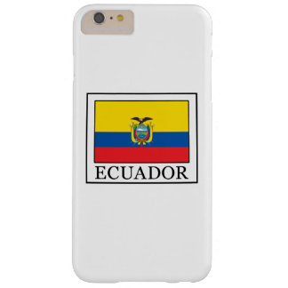 Ecuador Barely There iPhone 6 Plus Case