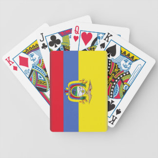 Ecuador Bicycle Playing Cards