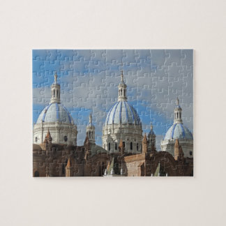 Ecuador - Cathedral of the Immaculate Conception Jigsaw Puzzle