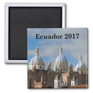 Ecuador - Cathedral of the Immaculate Conception Magnet