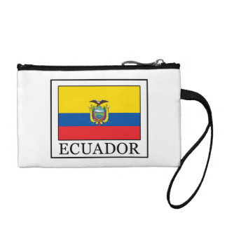 Ecuador Change Purse