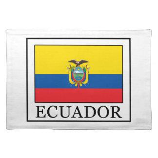 Ecuador Cloth Placemat
