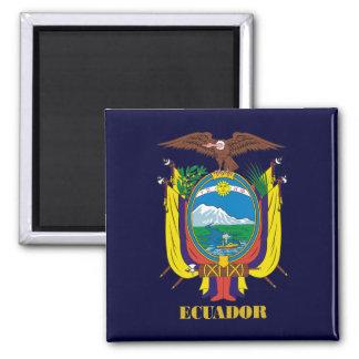 Ecuador COA Magnets