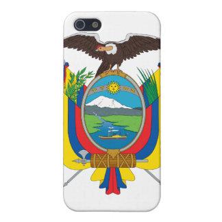Ecuador Coat Of Arms Case For iPhone SE/5/5s