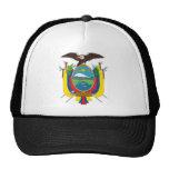 Ecuador Coat Of Arms Hats