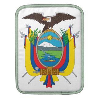 Ecuador Coat Of Arms Sleeve For iPads