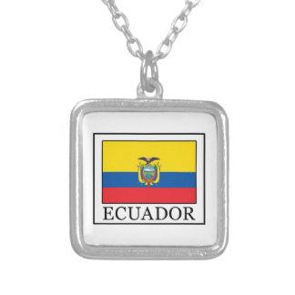 Ecuador Colgante Cuadrado