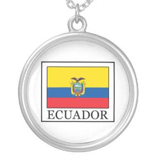Ecuador Colgante Redondo