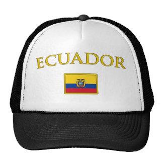 Ecuador de oro gorro
