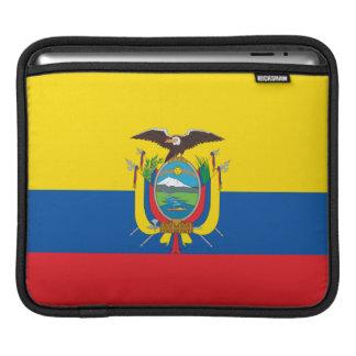 Ecuador Flag MacBook Air Sleeves