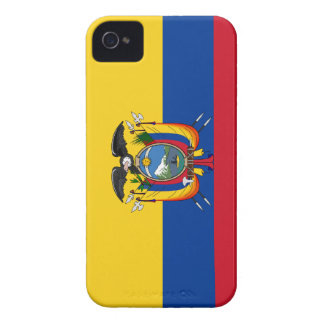 Ecuador Flag iPhone 4 Cover