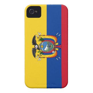 Ecuador Flag iPhone 4 Cover
