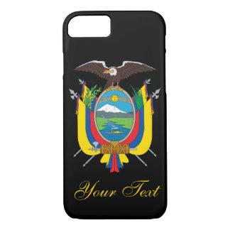 Ecuador Flag iPhone 7 Case