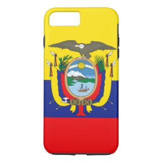 Ecuador flag iPhone 7 plus case