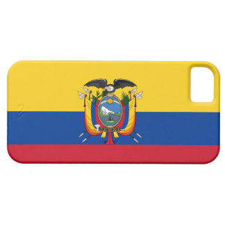 Ecuador Flag iPhone SE/5/5s Case