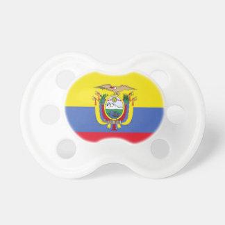 Ecuador Flag Pacifiers