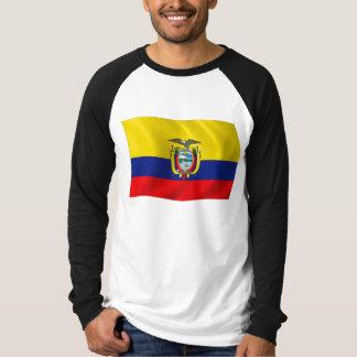 Ecuador Flag Shirt