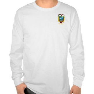 Ecuador Flag T Shirts
