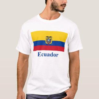 Ecuador Flag with Name T-Shirt