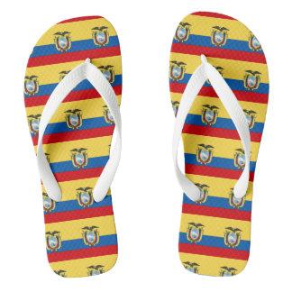 Ecuador Flip Flops