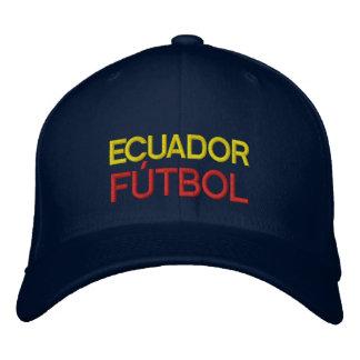 ECUADOR FUTBOL BASEBALL CAP