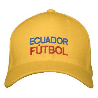 ECUADOR FUTBOL CAP